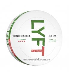 Lyft Winter Chill x Strong