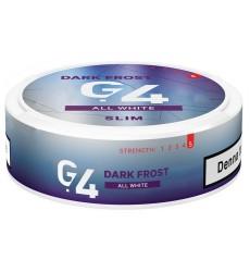 G4 Dark Frost All White