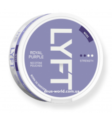 Lyft Royal Purple