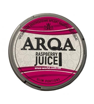 Arqa Raspberry Juice Ӏ Snus-World