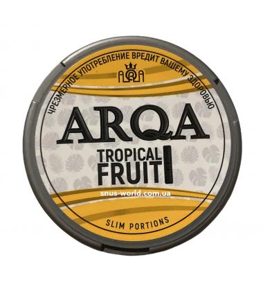 Arqa Tropical Fruit Ӏ Snus-World