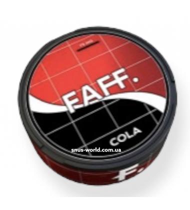 Снюс FAFF Cola Купить