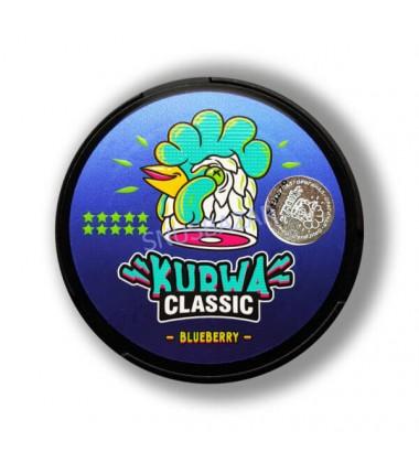 Kurwa Classic Blueberry Ӏ Snus-World