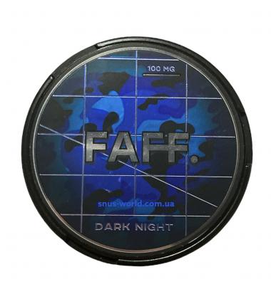 Снюс FAFF Dark Night Купить
