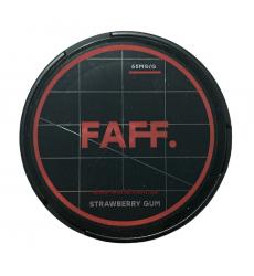 FAFF Strawberry Gum