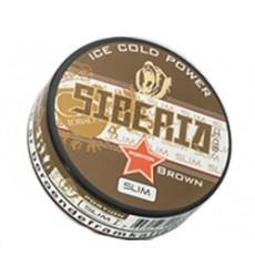 Siberia -80 Degrees Slim Brown